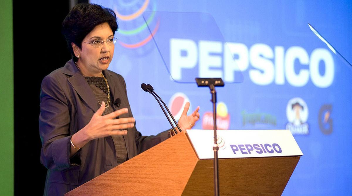 Индра Нуйи, генеральный директор PepsiCo