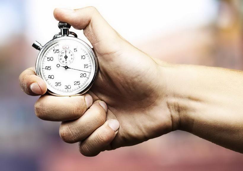 хронометраж рабочего дня