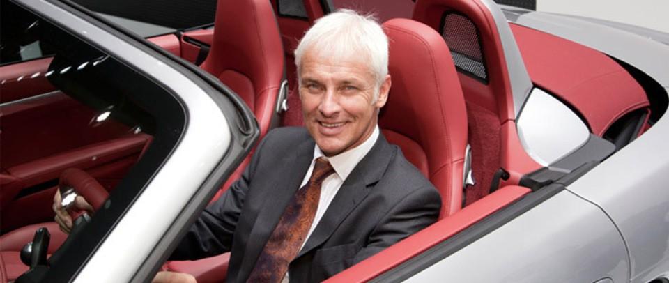 Генеральный директор Volkswagen, автоконцерна No1 в мире в 2016 году, Матиас Мюллер на днях позволил себе критику в адрес Tesla.